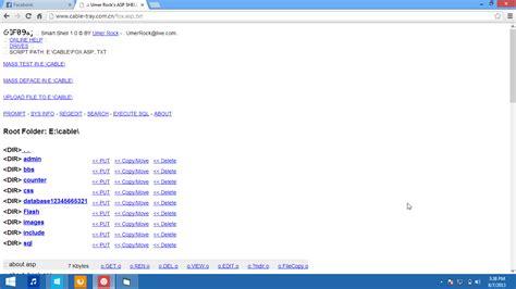 tutorial deface website 2015 deface website dengan rootkit webdav materi sekolah online
