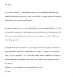 complaint letter to landlord template how to write a noise complaint letter to landlord cover