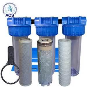 filtres d eau potable tous les fournisseurs