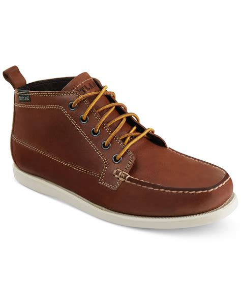eastland shoes for eastland s seneca boots in for peanut