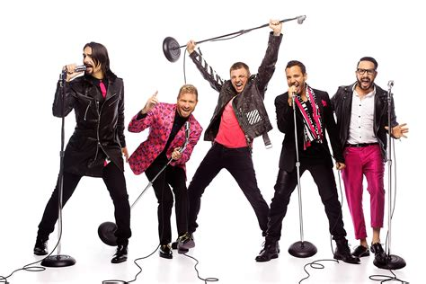backstreet boys bigger backstreet boys larger than las vegas wheretraveler