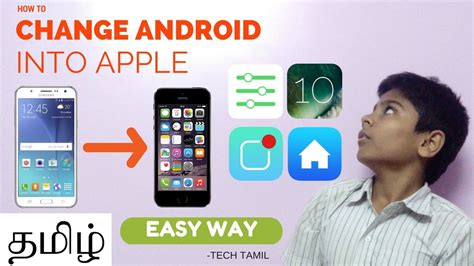switching from android to apple change android to apple tech tamil