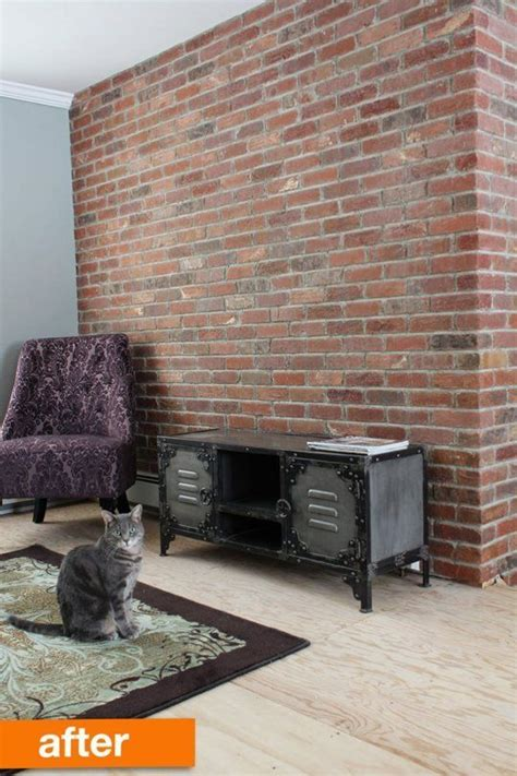 fake exposed brick wall 25 best ideas about fake brick walls on pinterest fake brick wall and wall design