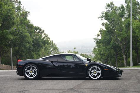 Ferrari Enzo For Sale by Black Ferrari Enzo For Sale In The Us At 3 400 000 Gtspirit