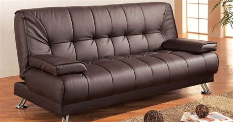 Flat Sofa Bed by Total Fab Flip Fold Flat Convertible Sofa Bed Couches