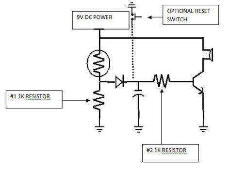 ntc thermistor bridge circuit ntc thermistor bridge circuit 28 images op cookbook part 3 nuts volts magazine for the