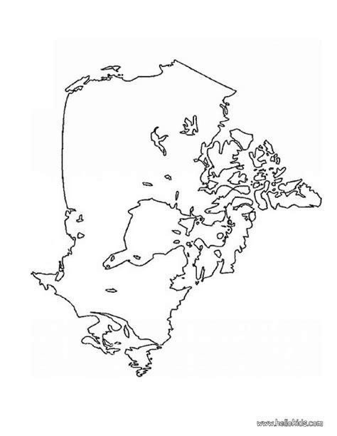 bc map coloring page canada map coloring page coloring pages