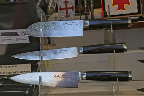 Unique Kitchen Knives by Toledo Kitchen Knives Sharp Knife