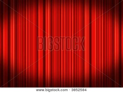 shut the curtains red stage curtains shut stock photo stock images bigstock