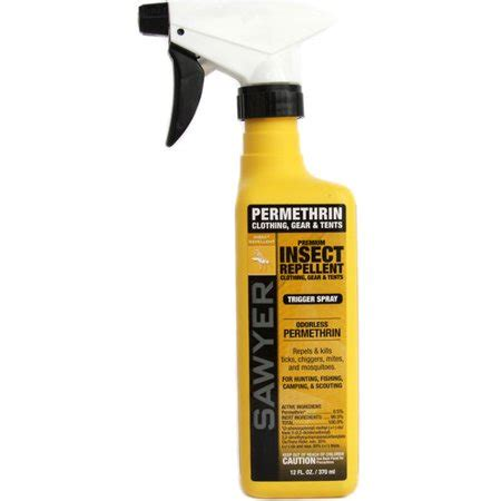 sawyer products premium insect repellent  clothing