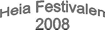 heißluftballon le heia festivalen 2008