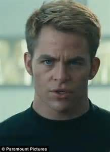 captain kirk s hair color the gallery for gt captain kirk chris pine haircut