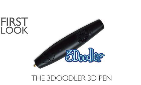 3doodler pen uk 3doodler drawing just got real
