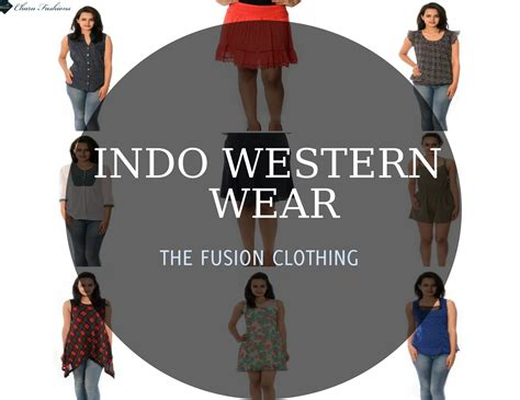 indo western wear for fashion charu fashions