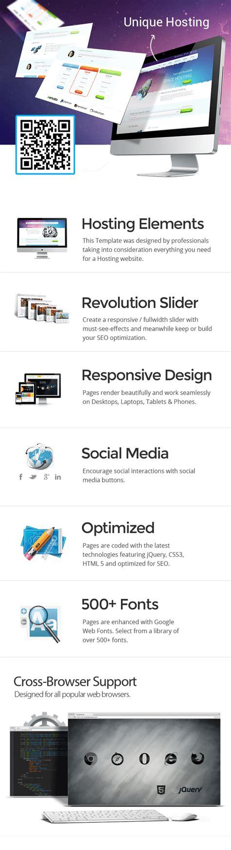 Site Templates Romanova Web Hosting Company Responsive Template Themeforest Web Hosting Company Template