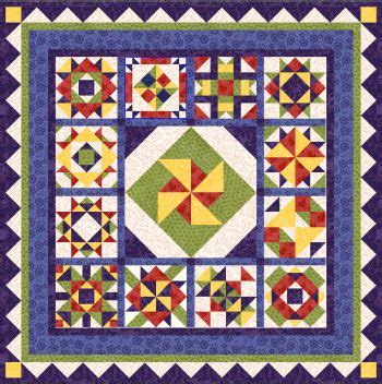 Patchwork Block Of The Month - block of the month patchwork and quilt on