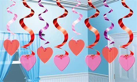 Girlande Hochzeit by Girlanden Spiralen Mit Herzen Girlande Herzgirlande