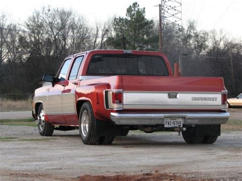 short bed dually 1978 chevrolet c20 crew cab short bed custom build into