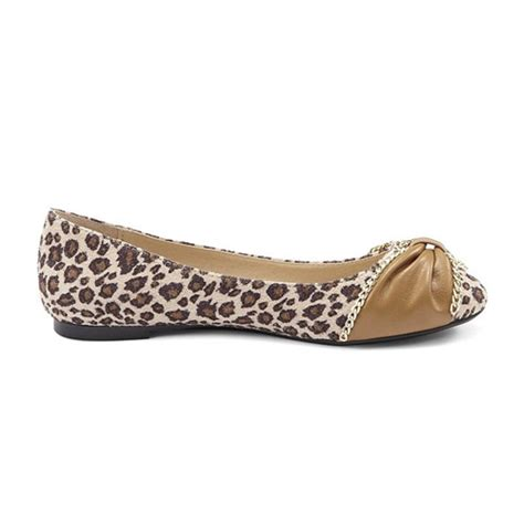 animal print flat shoes 1000 images about leopard print flat shoes on