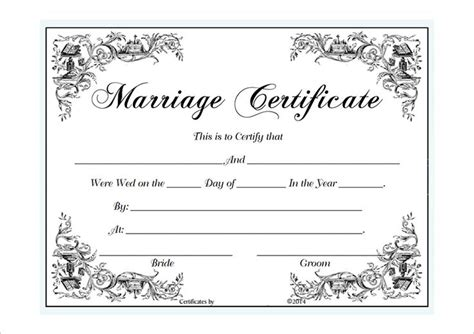 best 25 marriage certificate ideas on pinterest wedding