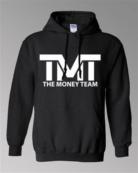 Hoodie The Money Team The Money Team Hoodie Floyd Mayweather Jr Tmt By