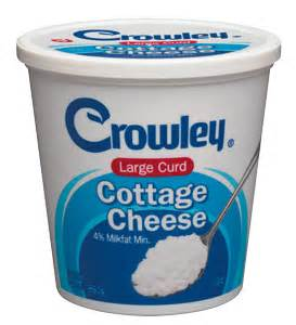 crowley foods 174 large curd cottage cheese