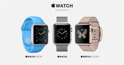 apple watch apple watch at the spring forward keynote our complete