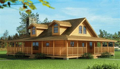 small log homes with wrap around porch impressive small log cabin plans with wrap around porch