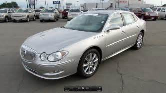 V8 Buick Lacrosse 2008 Buick Lacrosse 5 3l V8 Start Up Exhaust And