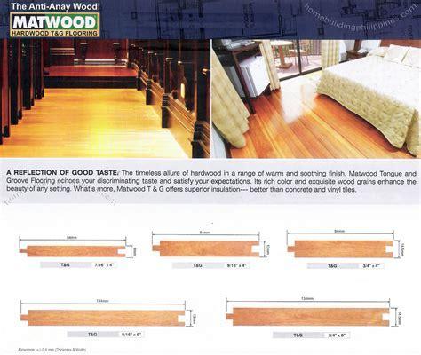 Hardwood Flooring; Tongue & Groove Wood Flooring Philippines