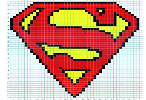 logo knitting pattern ravelry superman logo chart pattern by elizabeth thomas