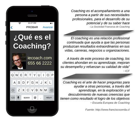 que es el couching 191 qu 233 es el coaching iecoach com