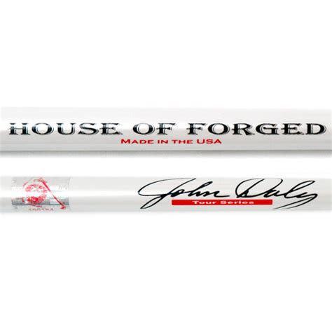 house of forged shafts house of forged john daly tour series shaft ゴルフ用品通販の