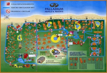 palladium addict: resort maps | palladium addict | the