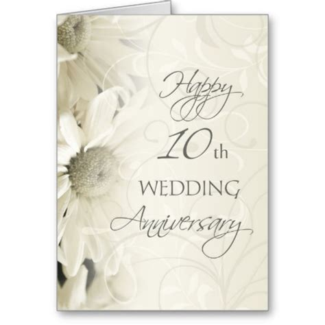 25 Ten Year Wedding Anniversary by Happy 10th Ten Wedding Marriage Anniversary Wishes Quotes