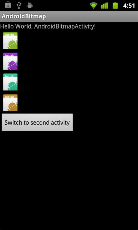 android er pass bitmap between activities - Android Bitmap