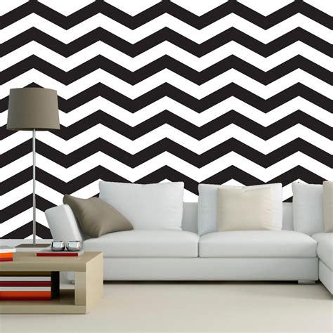Zigzag Br papel de parede para quarto zig zag yazzic obtenha