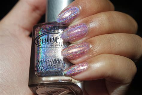 color club cloud nine color club halo hues 2012 collection the beautynerd