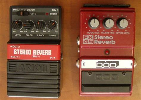 best pedal reverb the 4 best analog reverb pedals delay pedals reverb
