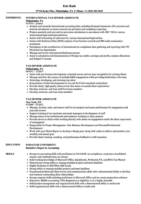 senior associate attorney resume ideas exle
