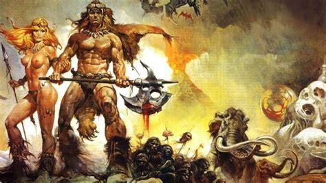 film fantasy guerra poster art for la guerra del ferro ironmaster 1983