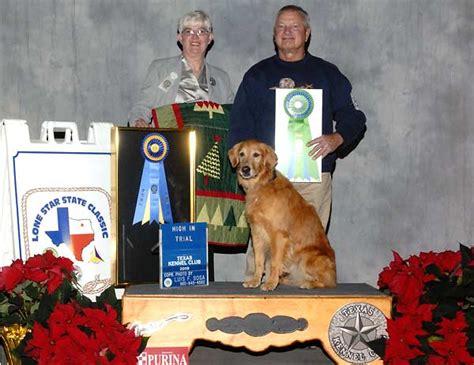 tanbark golden retrievers kennel club december 2009 1 hit high comb otch mach tanbark s who s the