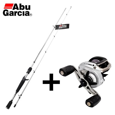 Set Joana Abu Ml aliexpress buy 2016 original abu garcia vengeance ii 1 98m m ml baitcasting fishing rod