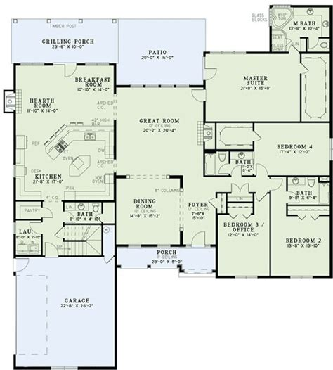 gourmet kitchen house plans interesting kitchen keeping room breakfast nook layout plan w60534nd gourmet kitchen