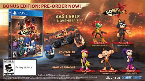 persona 5 story trailer digital pre order bonuses persona 5 costume announced as pre order bonus for sonic