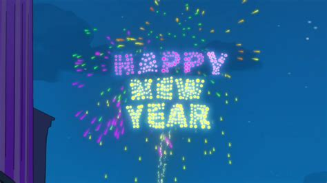 phineas and ferb new year phineas and ferb happy new year song
