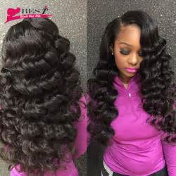 wave vs wave hair extension aliexpress com buy brazilian virgin hair 4 bundles loose