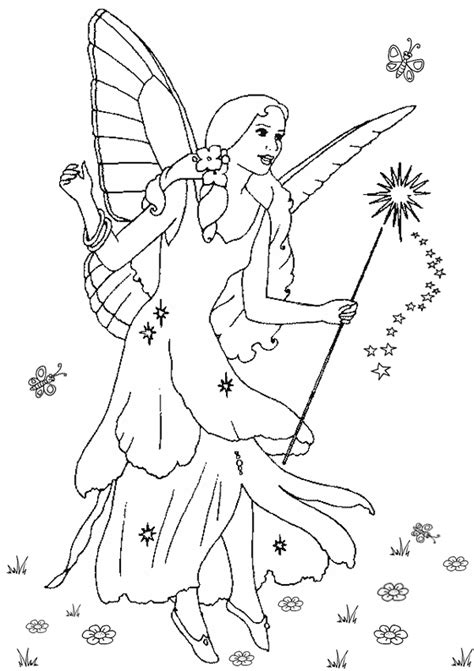 christmas fairy coloring page christmas fairy coloring pages download and print for free