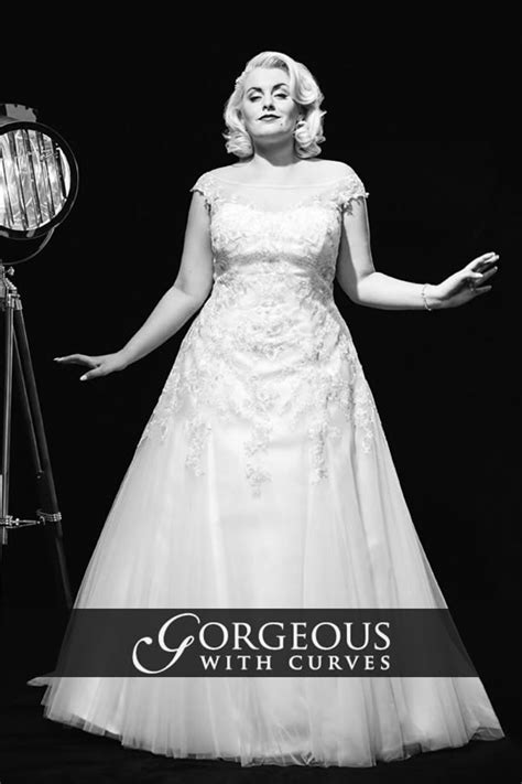 Gorgeous With Curves Wedding Dresses | Latest Gorgeous With Curves Wedding Dresses And UK Stockists