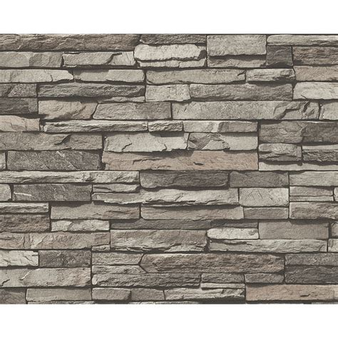 brick pattern wall covering as creation slate brick wall pattern faux effect embossed